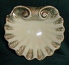 Ivory Seashell Pin Dish