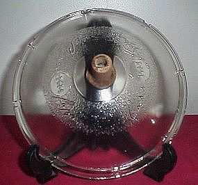 K&M Corn Popper Glass Lid