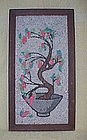 Gravel Art Picture Bonsai Tree