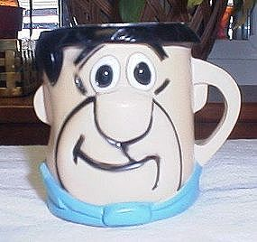 Fred Flintstone for Flintstone Vitamins Character Cup