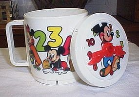 Disney and Friends Childs Counting Cup