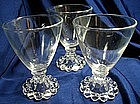 Anchor Hocking Boopie Stemware