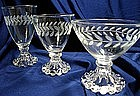 Anchor Hocking Laurel Stemware