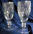 Bryce Crystal Stemware Diamond Optic #670