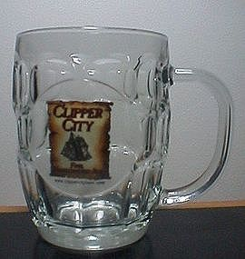 Clipper City Fine Handcrafted Ale Mugs