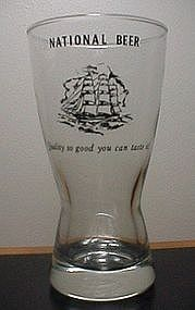 National Beer Pilsner Glass