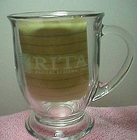 RITA Medical Systems Glass Mug