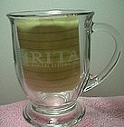RITA Medical Systems Glass Mug