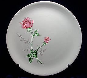 Homer Laughlin Pink Roses 3656 Dinnerware