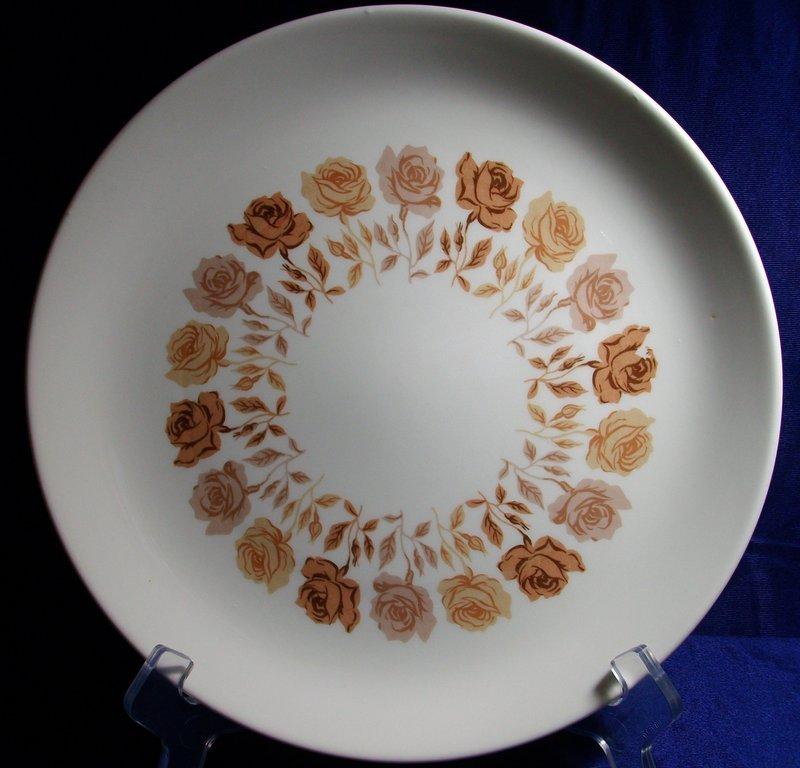 Steubenville Rose Minuet Dinnerware