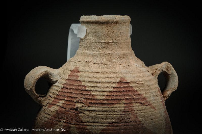 "Extremely Rare Roman ""PSEUDO�NABATAEAN� Amphora"