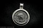 Roman Bronze Coin Of Emperor Maximianus, A.D. 286-305