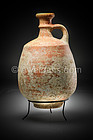 Ancient Biblical Judean Iron Age wine decanter, 700 BC