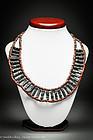 Roman stone beads necklace, 100 -300 AD
