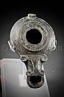 From Jerusalem Roman bronze oil lamp, 100  200 AD