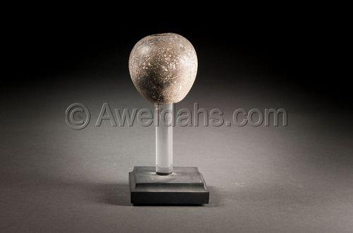 Ancient Egyptian predynastic stone mace-head, 3000 BC