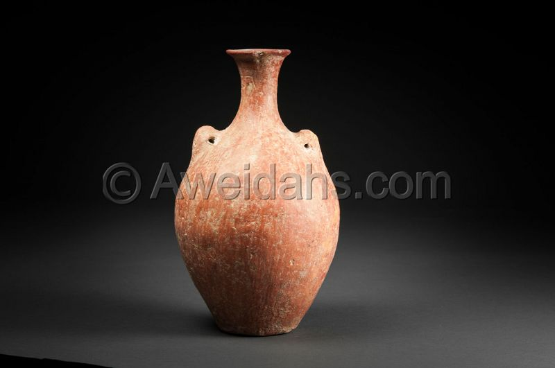 Canaanite, Early Bronze Age Abydos ware vessel, 3000 BC