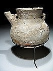 Early Bronze Age terracotta pot, 3100 - 2000 BC