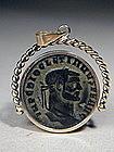 Roman Bronze Coin Of Emperor Diocletianus, 284- 305 AD