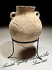 Canaanite Early Bronze Age Decorated Jar, 3100 BC