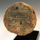 Funerary Cone for Montuemhet