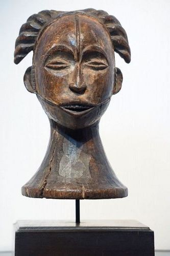 African Idoma Head Crest