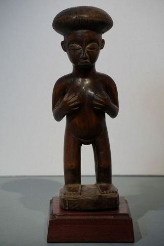 African Lwena/Chokwe Statue from Angola