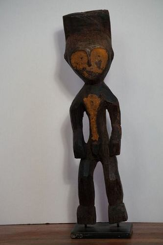 African Mbola Figure from the Democratic Republic of Congo