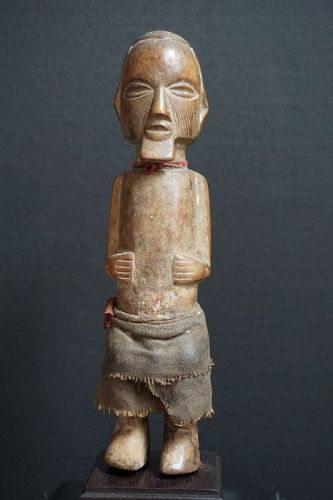 African Standing Teke Figure from the DRC