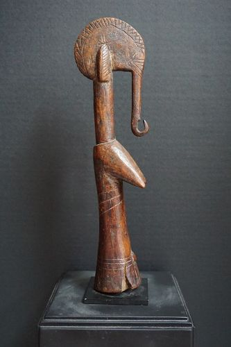 African Mossi Fertility Doll from Burkina Faso