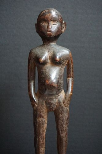 Africian Standing Figure from Tanzania