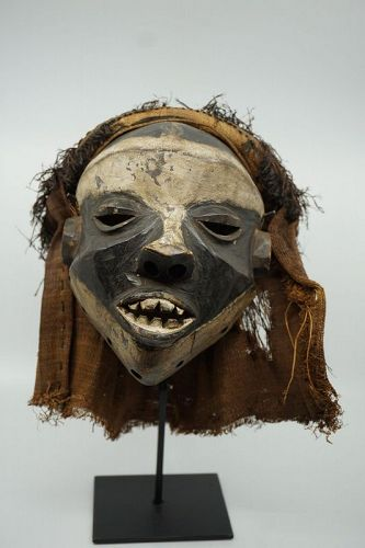 African Dende Mask from the DRC