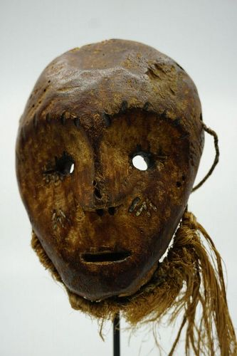 African Lega Mask from DRC