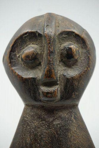 African Azande Standing Figure from DRC