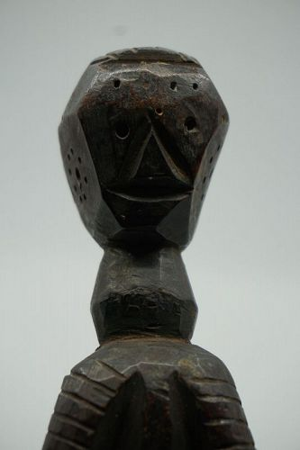 African Stylized Figure from the Congo