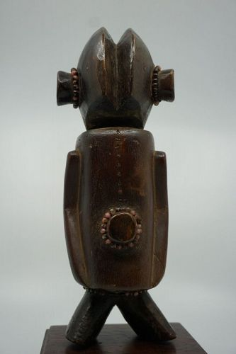 African Stylized Azande Figure from DRC