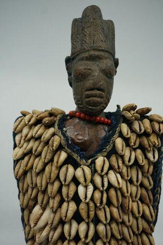 African Male Ibeji Figure