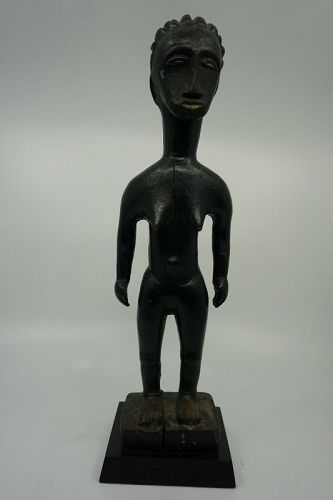 African Female Guro Figure from the Ivory Coast