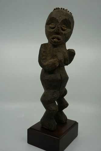 African Female Mambila Figure from Cameroon