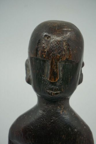 African Malinke Standing Figure from Mali
