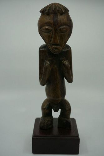 African Male Figure from Congo