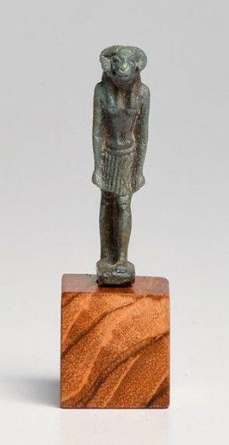 Egyptian Amulet of Khnum