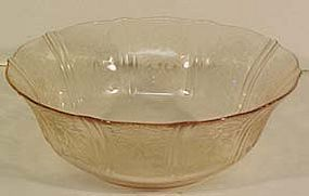 "MacBeth-Evans Pink American Sweetheart 9"" Bowl"