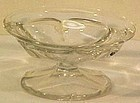 Duncan & Miller Crystal Nut Dishes