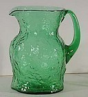 Morgantown Ockner Pitcher, Green