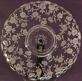 "Cambridge Blossom Time 13"" Platter"