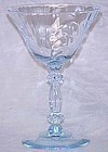 Cambridge Blue Caprice Saucer Champagne #300
