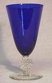 Morgantown Golfball Ritz Blue Water, 9 oz.