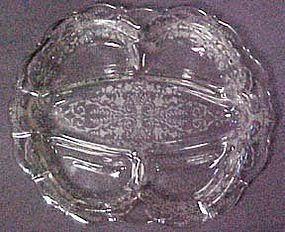 "Cambridge Portia 12"" Relish Tray"