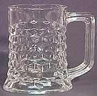 Fostoria American Beer Mug